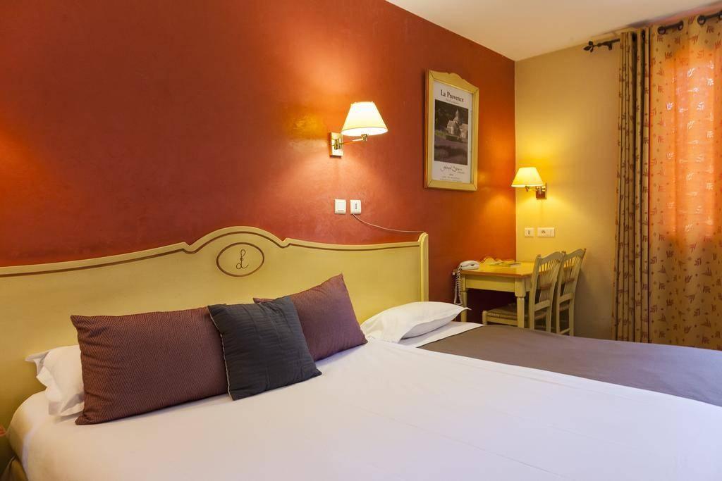 L'hôtel - L'étape Site Officiel - Hôtel Bouc Bel Air
