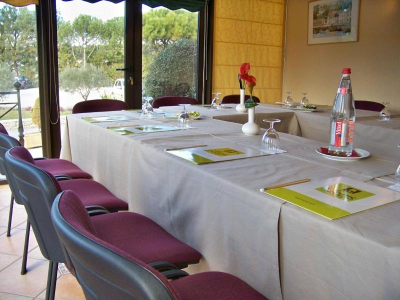 Repas de Groupe - L'étape Site Officiel - Restaurant Bouc Bel Air